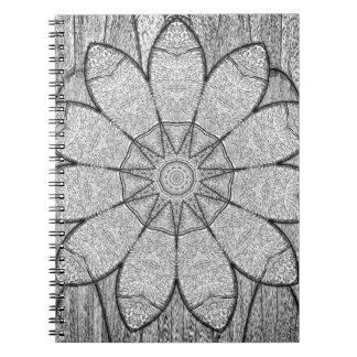 Stone Flowers Notebook