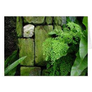 Stone Garden - Note Card