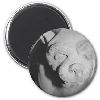Stone Gargoyle magnet