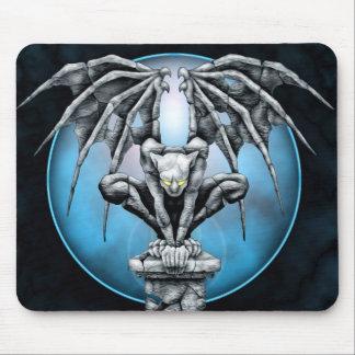 Stone Gargoyle Mouse Pad