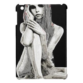 Stone girl cover for the iPad mini