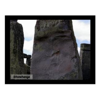 Stone Guardian Postcard