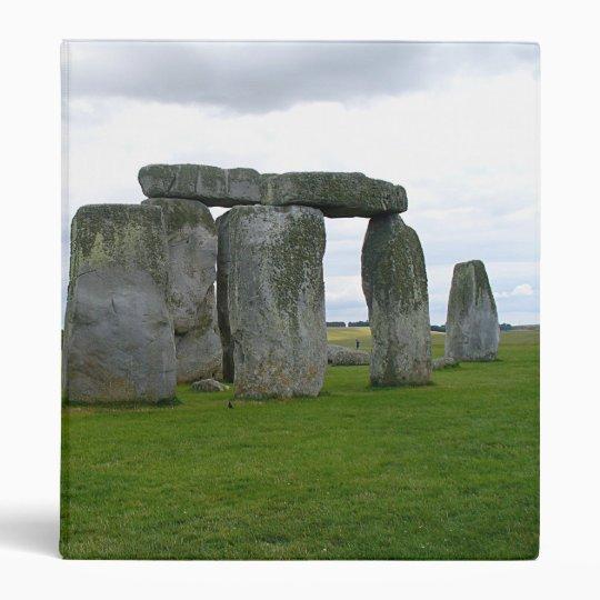 Stone Henge England Binder