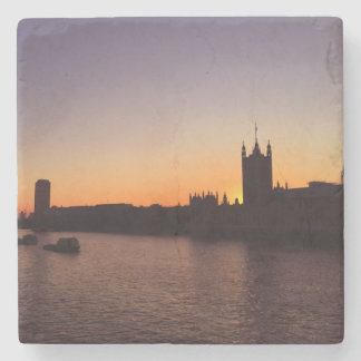 Stone Houses of Parliament Coaster