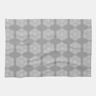 Stone Mandala Kitchen Towel