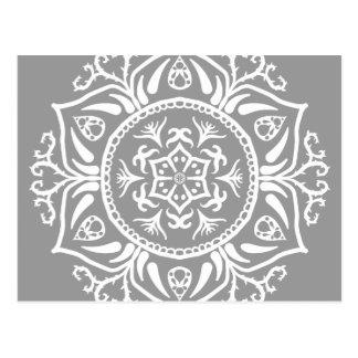 Stone Mandala Postcard