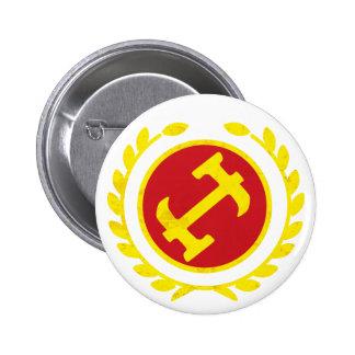 Stone Mason Logo Buttons