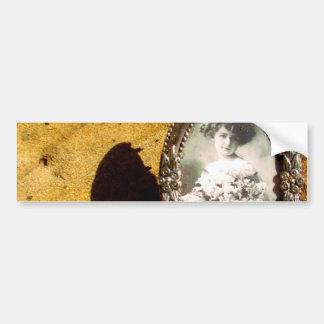 Stone Memory Bumper Sticker