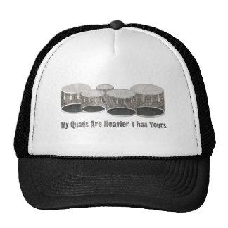 Stone Quads Trucker Hat