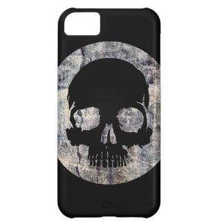 Stone skull iPhone 5C cases