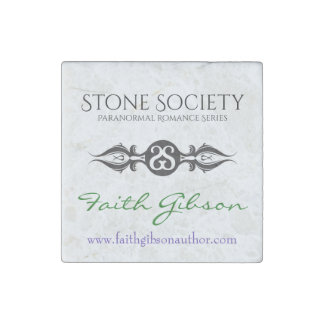 Stone Society Marble (Stone) Magnet