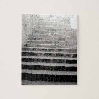 Stone Stairway Travel Photograph Hard Jigsaw Jigsaw Puzzle