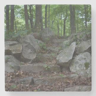 Stone Steps Stone Coaster