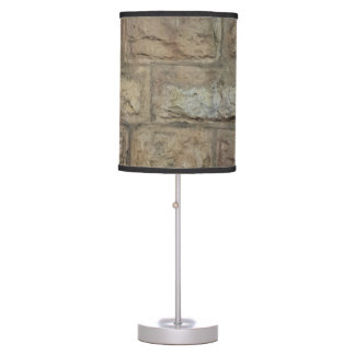 Stone Style Table Lamp