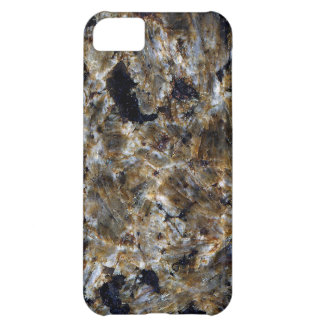 Stone Texture: Green Granite iPhone 5C Cover