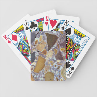 Stone texture: Laterite Bicycle Playing Cards