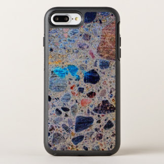 Stone Texture Rugged Grunge Style OtterBox Symmetry iPhone 8 Plus/7 Plus Case