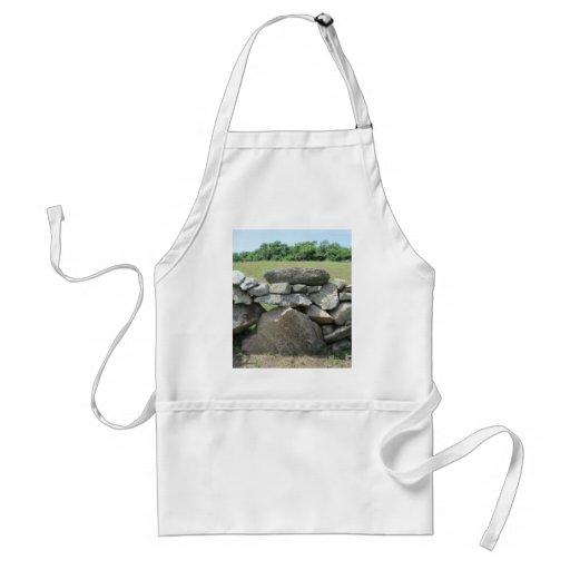 Stone Wall Block Island Aprons
