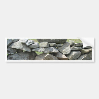 Stone Wall Block Island Bumper Stickers