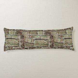 Stone Wall Body Pillow