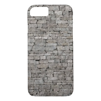 STONE WALL GREY iPhone 7 CASE
