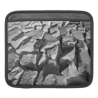 stone wall iPad sleeves