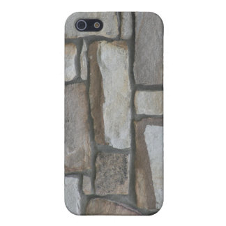Stone Wall iPhone iPhone 5 Cases