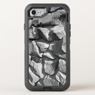 stone wall OtterBox defender iPhone 8/7 case