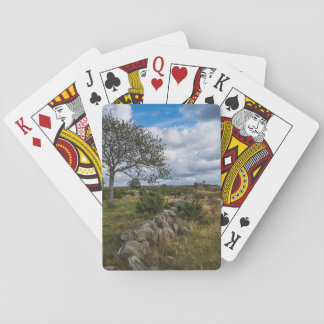 Stone Wall Playing Cards