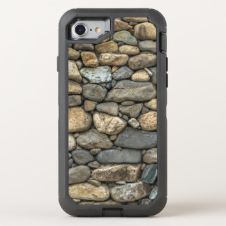 Stone Wall Texture OtterBox Defender iPhone 7 Case