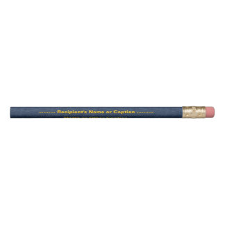 Stone-Washed Medium Blue Jeans_Personalized Pencil