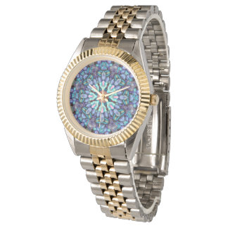 Stone Wonder Colorful  Vintage Mens Watch