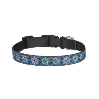 Stone Wonder Tiled Dog Collars