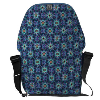 Stone Wonder Vintage   Kaleidoscope  Courier Bags