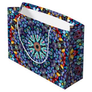 Stone Wonder Vintage Kaleidoscope   Gift Bags