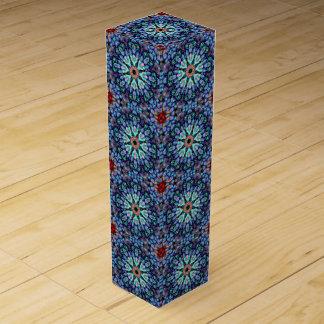 Stone Wonder Vintage Kaleidoscope Wine Gift Box