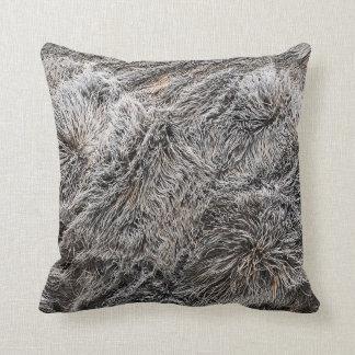 Stonecoat Throw Pillow