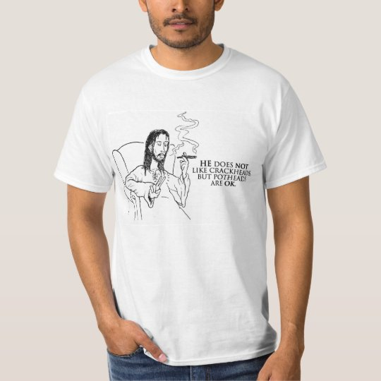 Stoned Like Jesus T-Shirt