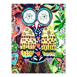 Stoned Owl Letterhead