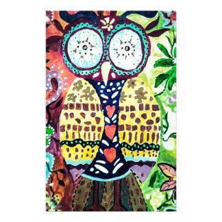 Stoned Owl Stationery