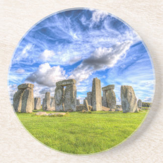 Stonehenge Ancient Britain Coaster
