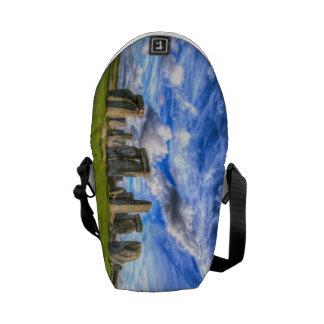Stonehenge Ancient Britain Courier Bag