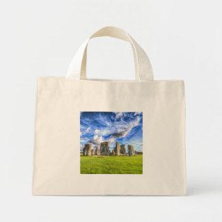 Stonehenge Ancient Britain Mini Tote Bag