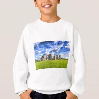 Stonehenge Ancient Britain Sweatshirt