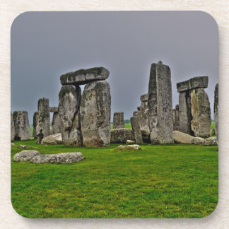 Stonehenge Ancient Historic Site of Power Beverage Coasters