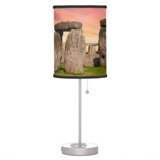 Stonehenge At Sunset Lamp