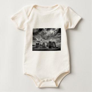 Stonehenge Baby Bodysuit