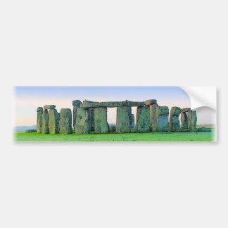 Stonehenge Bumper Sticker