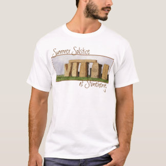 Stonehenge Casual Shirt. T-Shirt