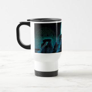 Stonehenge Celtic Standing Stones in Britain Coffee Mugs